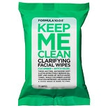 Formula 10.0.6 Keep Me Clean Purifying Facial Wipes Cucumber + Witch Hazel