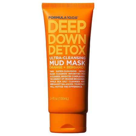 Deep Down Detox Ultra-Cleansing Mud Mask - 3.4 fl oz