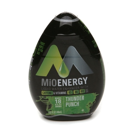 MiO Energy Liquid Water Enhancer Thunder Punch