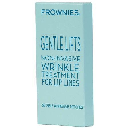 Frownies Gentle Lifts Lip Line Treatment - 60 ea