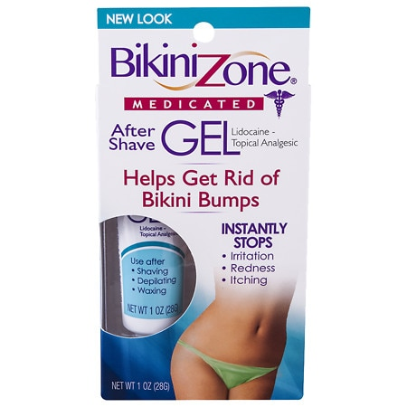 Bikini Zone Medicated After-Shave Gel