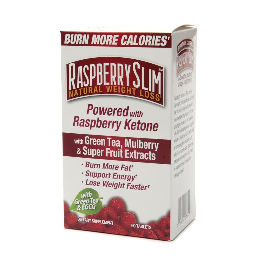 Raspberry Slim Powered With Raspberry Ketone Walgreens