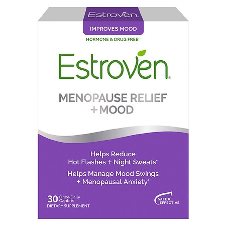 Estroven Plus Mood & Memory - 30 ea
