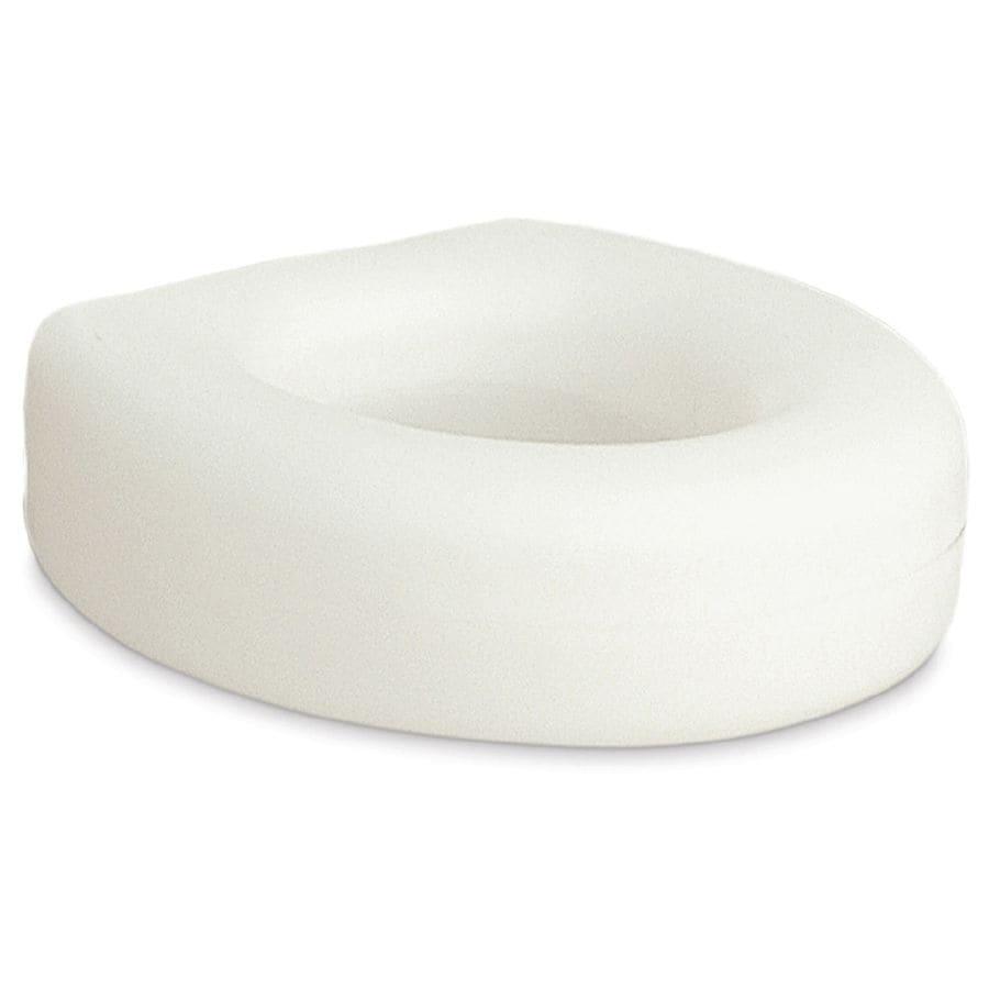 Cool Aquasense Economy Portable Toilet Seat 4 Inch White Theyellowbook Wood Chair Design Ideas Theyellowbookinfo