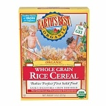 wag-Organic Brown Rice Cereal