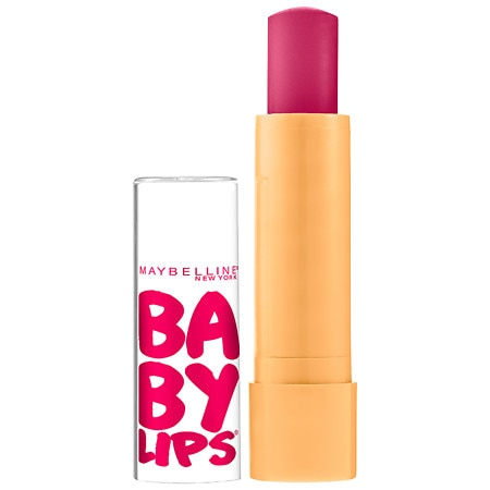 Maybelline Baby Lips Moisturizing Lip Balm - 0.15 oz.