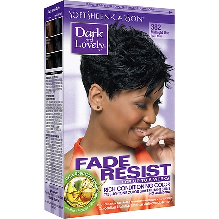 Softsheen Carson Dark And Lovely Fade Resistant Rich Conditioning