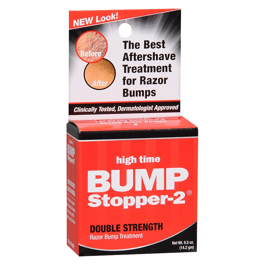bump stopper-2 razor bump treatment cream | walgreens