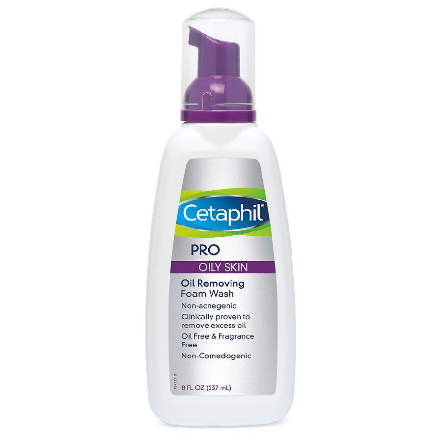 Cetaphil Derma Control Oil Control Foam Wash Walgreens
