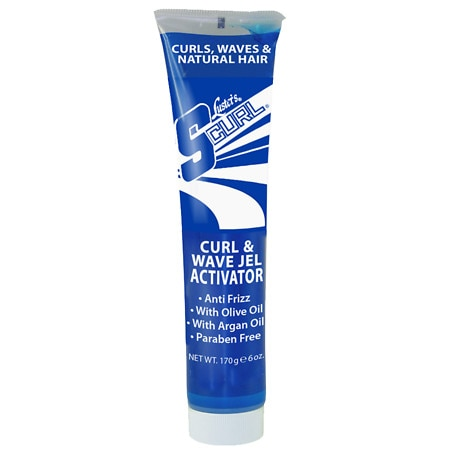 Luster's S-Curl Hair Wave Jel Activator - 6 oz.