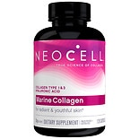 NeoCell Marine Collagen + Hyaluronic Acid, Capsules