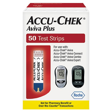 Accu-Chek Aviva Plus Test Strips