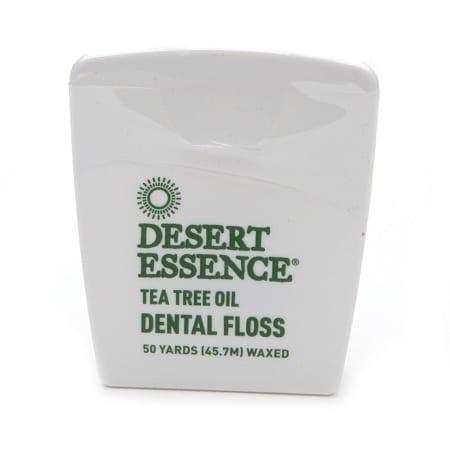 Walgreens Waxed Dental Floss Mint - 100 Yd