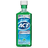 ACT Anticavity Fluoride Mouthwash Alcohol Free Mint