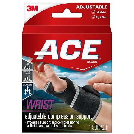 Ace Wrist Support, Model 203966 - 1 ea