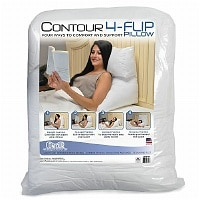 Contour Products 10-in-1 Flip Pillow - 1.0 ea