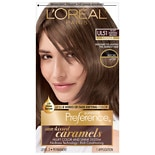 L'Oreal Paris Superior Preference Permanent Hair Color Hi-Lift Natural Brown Ul51