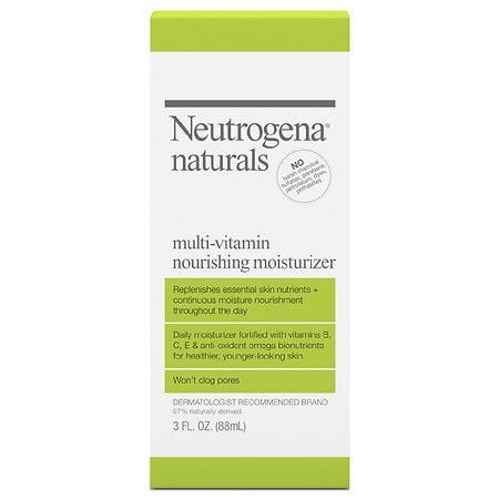 Neutrogena Naturals Multi-Vitamin Daily Face Moisturizer - 3 fl oz