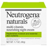Neutrogena Naturals Multi-Vitamin Nourishing Night Face Cream