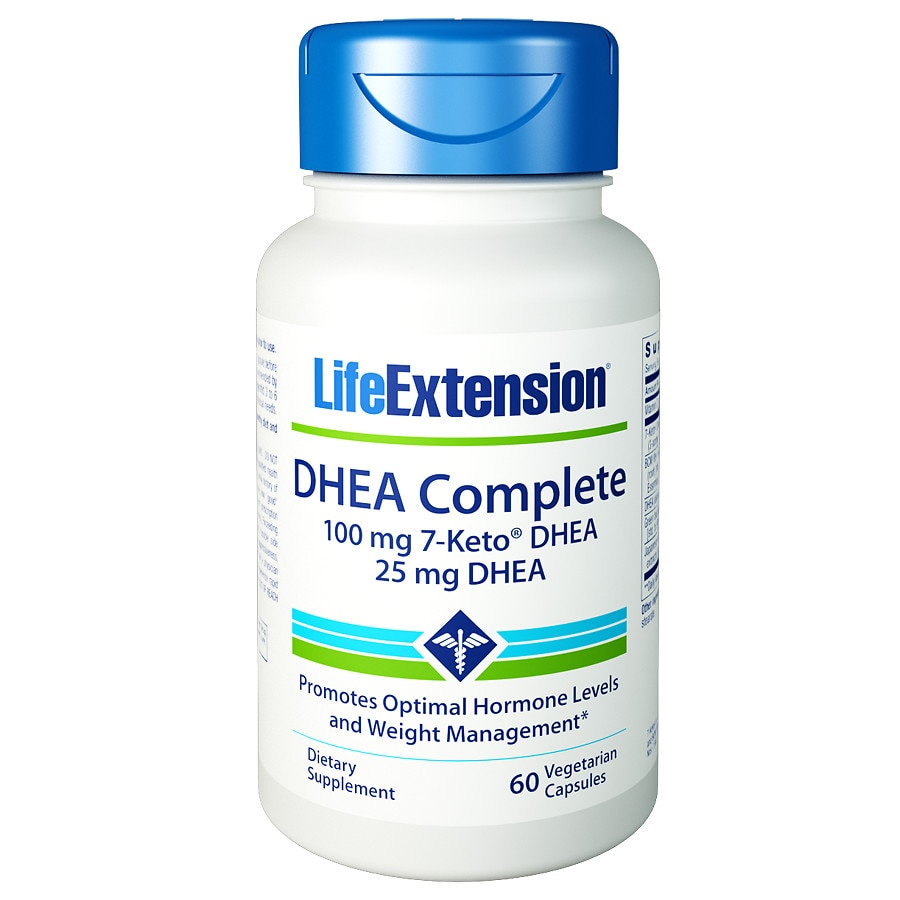 Dhea 25 mg benefits