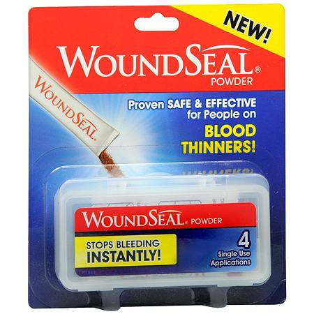 WoundSeal Powder to Stop Bleeding