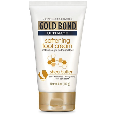 Gold Bond Ultimate Softening Foot Cream