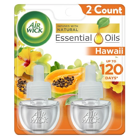 Air Wick Scented Oil Refills Hawai'i Kaloko, Honokohau Tropical Sunset