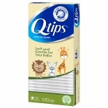 Q-tips Cotton Swabs Baby