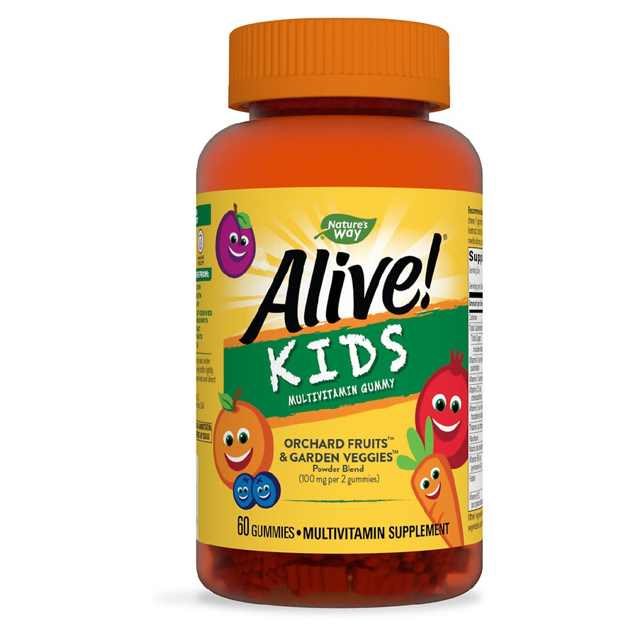 Nature S Way Alive Supplements