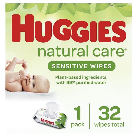 Upc 036000317985 Huggies Natural Care Baby Wipes Soft