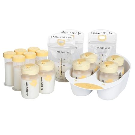 Medela Breastmilk Storage Solution - 1 ea
