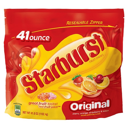 Starburst Fruit Chews Candy Original