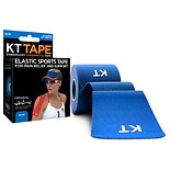 KT Tape Kinesiology Therapeutic Tape Precut Strips Blue