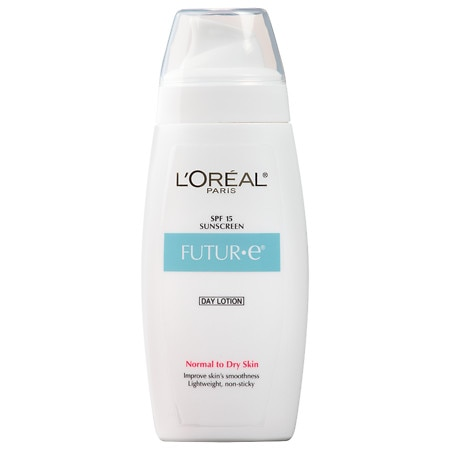 L'Oreal Paris Skin Expertise Futur*e Moisturizer + a Daily Dose of Pure Vitamin E, SPF 15, Normal to Dry Skin
