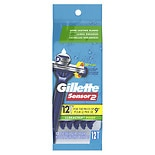 Gillette Sensor2 Pivoting Head + Lubrastrip Men's Disposable Razors