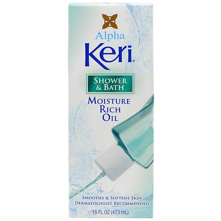 Alpha Keri Shower and Bath Moisture Rich Oil