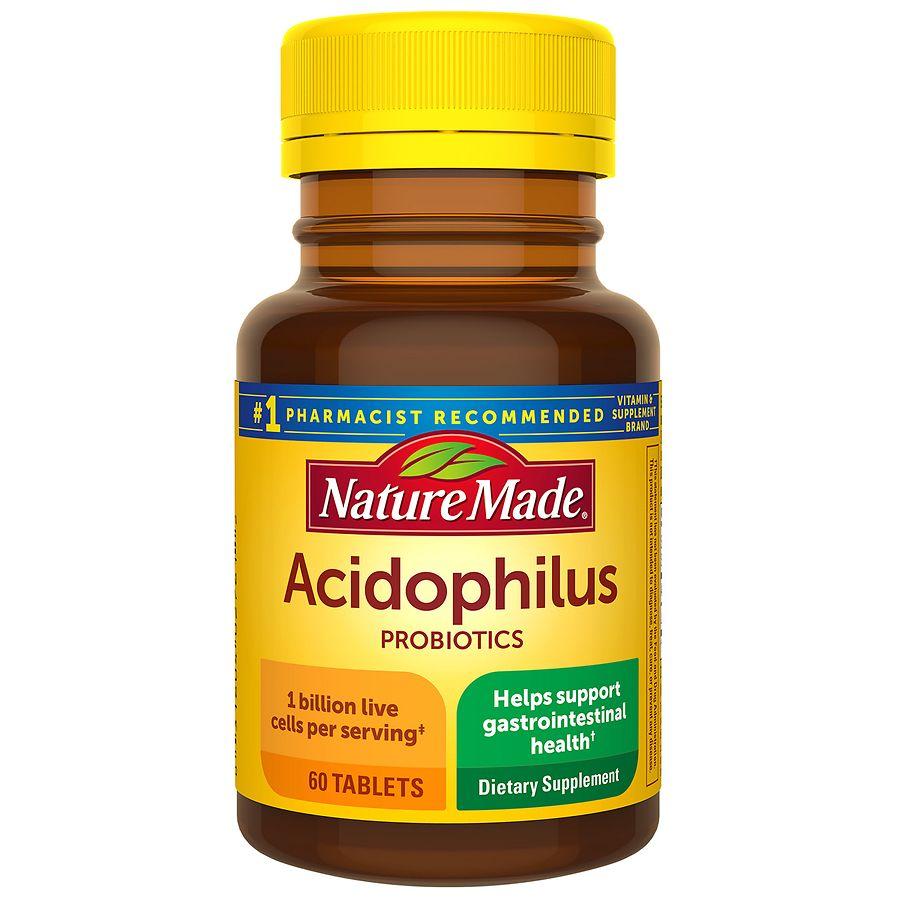 Nature Made Lactobacillus Acidophilus
