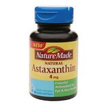 Nature Made Astaxanthin 4 mg Dietary Supplement Liquid Softgels