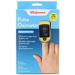 wag-Pulse Fingertip Oximeter C20 - Measures Oxygen Level & Pulse Rate