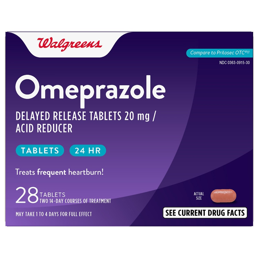 Omeprazole side effects sexual