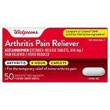 Well at Walgreens Arthritis Pain Reliever Caplets