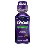 ZZZQUIL Nighttime Sleep Aid Warming Berry