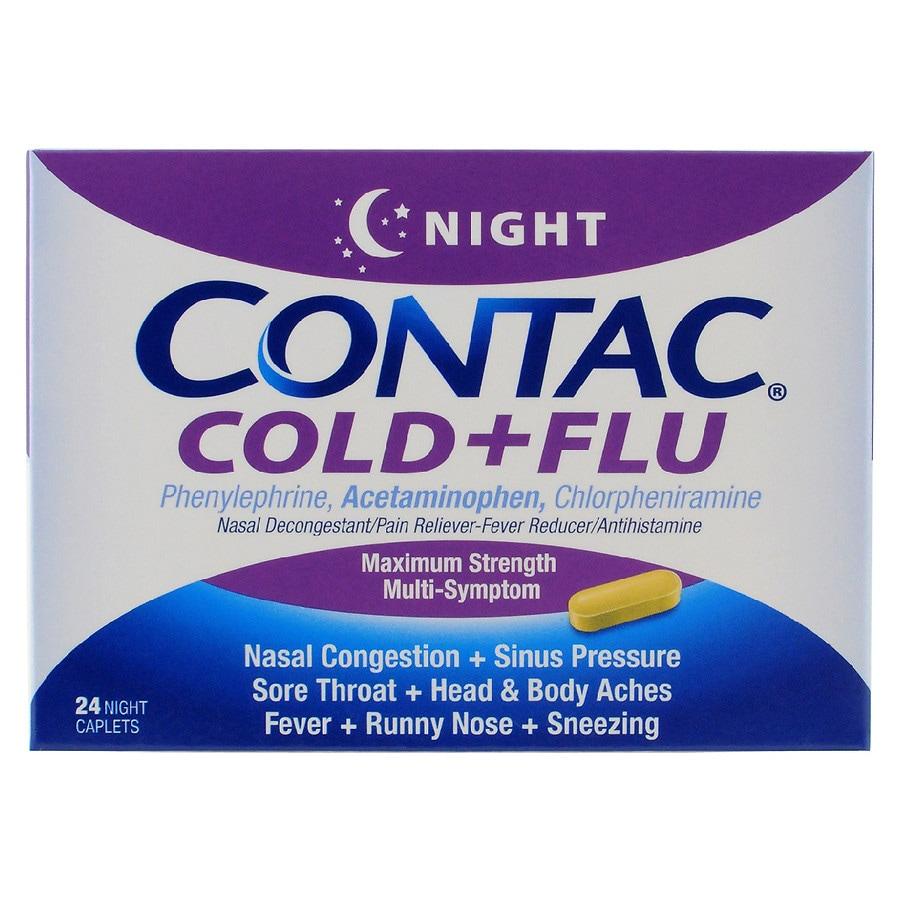 Contac ColdFlu Maximum Strength Contac ColdFlu Maximum Strength new pics