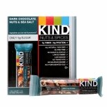 KIND Nuts & Spices Bars Dark Chocolate Nuts & Sea Salt
