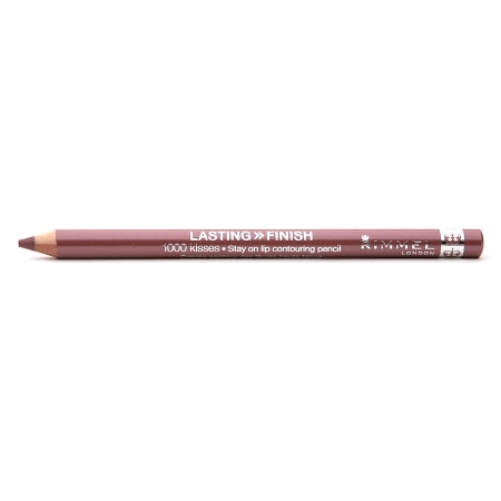 Rimmel 1000 Kisses Lasting Finish Stay On Lip Contouring Pencil