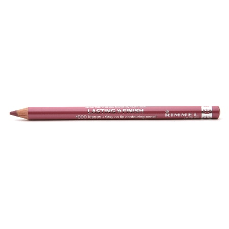 Rimmel 1000 Kisses Lasting Finish Stay On Lip Contouring Pencil - 1 ea
