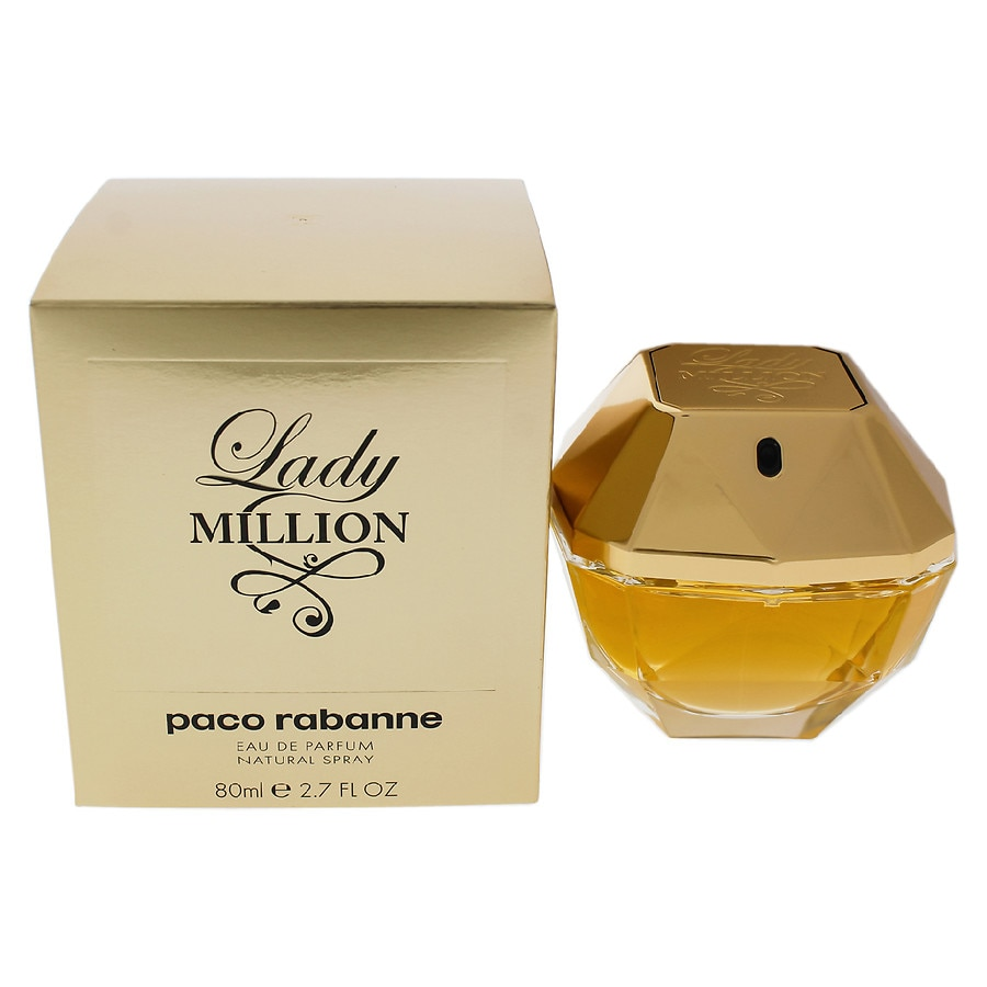 Paco Rabanne Lady Million Eau De Parfum Spray2.7oz by Walgreens