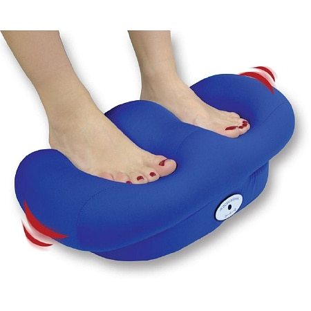 Remedy Vibrating Foot Massager - Micro Bead Soft - 1 ea
