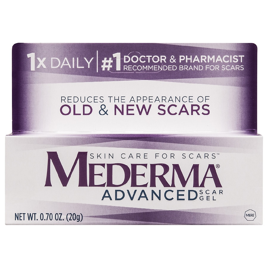 Mederma Scar Cream Spf 30 Walgreens