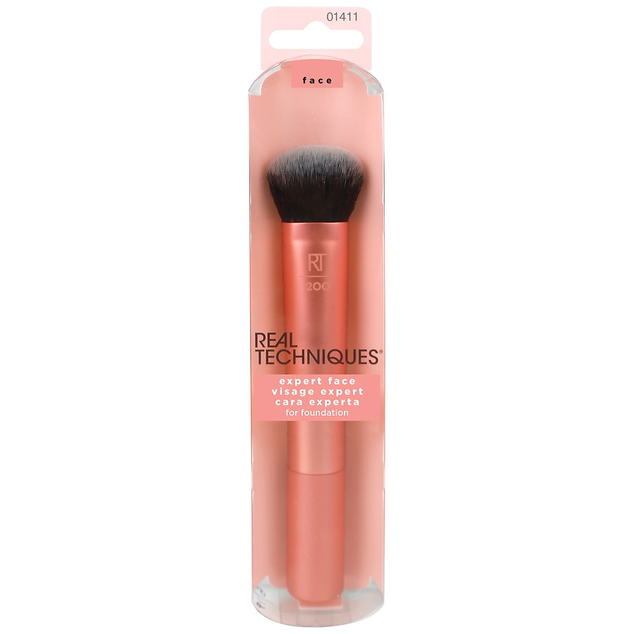 Real Techniques By Sam Nic Chapman Expert Face Brush Walgreens